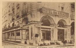 CPA-22473- 76 - Dieppe - Hôtel Des Arcades-Envoi Gratuit - Dieppe