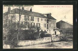 CPA Leuville-sur-Orge, Moulin De Launay - France
