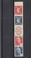France - 1949 - N° YT 830/33** - Centenaire Du Timbre - France
