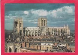 Modern Post Card Of York Minster,York,North Yorkshire,England.P70. - York