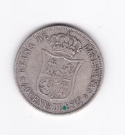 40 Centimos De Escudo 1868 TTB - Collections