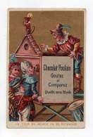 Chromo - Chocolat Poulain - Le Tour Du Monde En 80 Secondes - Poulain