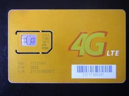 GSM SIM    BENIN     MINT - Benin