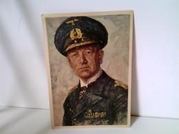 AK/ Ansichtskarte: Großadmiral Erich Raeder. Ritterkreuzträger Der Kriegsmarine - Militaria