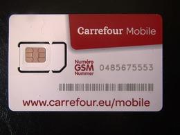 GSM SIM    BELGIQUE    MINT - België
