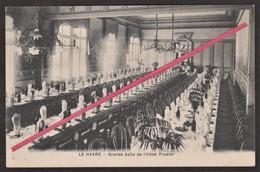 76 LE HAVRE - SAINTE-ADRESSE -- Grande Salle De L'Hôtel Pradier - Hôtel - Restaurant - Le Havre