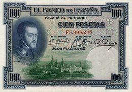 15655  BILLET ESPAGNE - [ 1] …-1931 : First Banknotes (Banco De España)