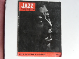 JAZZ MAGAZINE - FEVRIER 1957 - Music