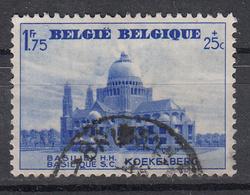 BELGIË - OBP - 1938 - Nr 475 - Gest/Obl/Us - Belgique