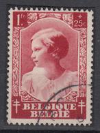 BELGIË - OBP - 1937 - Nr 463 - Gest/Obl/Us - Belgique