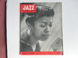JAZZ MAGAZINE - AVRIL 1956 - Music