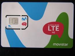 GSM SIM    MOVISTAR PANAMA  MINT - Panama