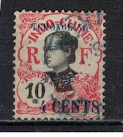 TCHONG KING        N°  YVERT   :   86     OBLITERE       ( O B   7 / 34 ) - Used Stamps