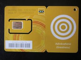 GSM SIM    MTN   GHANA  MINT - Ghana