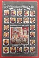Papi Che Inaugururono L'anno Santo - Giubileo 1925 - Papi