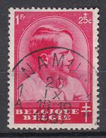 BELGIË - OBP - 1937 - Nr 443 - Gest/Obl/Us - Belgique