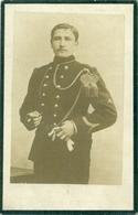 WO1 / WW1 - Doodsprentje Janssens Joseph - Nieuwenrtode / Diksmuide - Gesneuvelde - Décès
