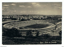 ROMA:  STADIO  DEI  CENTOMILA  -  FG - Stades & Structures Sportives