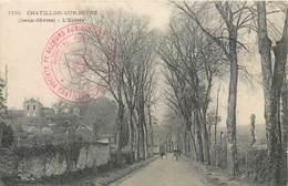 CPA 79 Deux-Sèvres Chatillon Sur Sèvre L'Entrée - Autres Communes