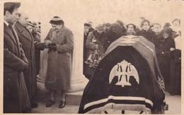 Carte Postale Funérailles à Identifier Turin Italie-Funerale Per Identificare Torino Italia - Funerali