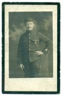 WO1 / WW1 - Doodsprentje Dassen Pierre Guillaume - Rekem (Reckheim) / Diksmuide - Gesneuvelde - Décès