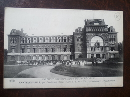 Carte Institut Orthopédique & Médical De CANTELEU -LILLE - Lille