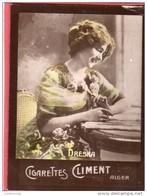 Image Vignette Cigarettes CLIMENT ALGER DRESKA - Climent