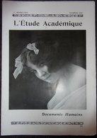 L'étude Académique 243 (Mars 1914) Etude De Nus Féminins - Kunst