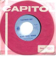 SINGLE FLEETWOOD MAC BLACK MAGIC WOMAN - Altri