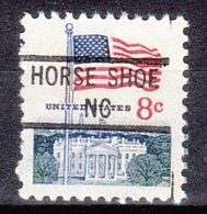 USA Precancel Vorausentwertung Preo, Locals North Carolina, Horse Shoe 841 - United States