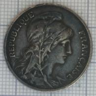 5 Centimes, 3 Ième République. 1916. - C. 5 Centesimi