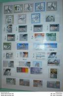 BUND BRD ** Ca. 430 Marken Nur Rand /SM Viele Motive (13 Foto)(Album-1011) FFF - Germany
