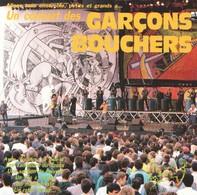 Les GARCONS BOUCHERS - En Concert - CD - BOUCHERIE PRODUCTIONS - Punk