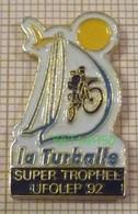 BMX SUPER TROPHEE UFOLEP 92 à LA TURBALLE  VELO - Cycling