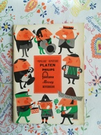 Katalogus Muziek 33t 45t Populaire Repertoire Platen Philips Fontana Mercury Riverside - Música & Instrumentos