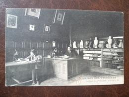 Carte  Maison Des étudiants Cabinet Du Président      -LILLE - Lille
