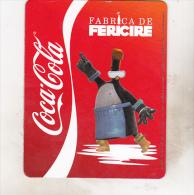 Romania Coca Cola Magnet (1) - Publicitaires