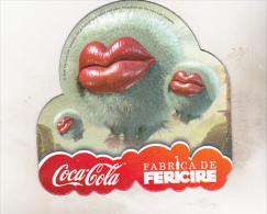 Romania Coca Cola Magnet (5) - Publicitaires