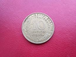 FRANCE   10 Centimes  1966   -  Marianne - Francia