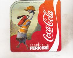Romania Coca Cola Magnet (2) - Publicitaires