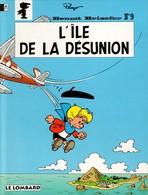 Benoit Brisefer L'îe De La Désunion EO - Benoît Brisefer