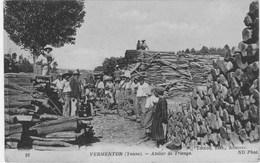 VERMENTON - Atelier De Tricage - Vermenton