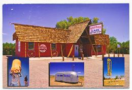 CPM 10.5 X 15 Etats Unis Californie  BAGDAD CAFE - Zonder Classificatie