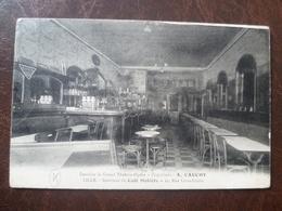Carte  Café MOLIÈRE 12, Rue Léon Trulin    -LILLE - Lille