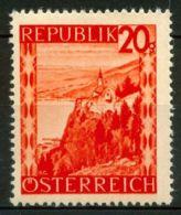 Autriche 1947 SG 1076 Neuf ** 80% - 1945-.... 2. Republik