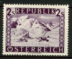 Autriche 1947 SG 1085 Neuf ** 100% - 1945-.... 2. Republik