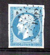 France : Petit Chiffre  N° 1892 Marquise   (  Pas De Calais ) Indice 4 - 1849-1876: Classic Period