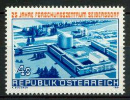Autriche 1981 SG 1902 Neuf ** 100% - 1945-.... 2a Repubblica