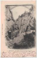 Lot-12 - Hautes-Alpes -  Briançon - Pont Baldy Et Barrage De L'usine électrique - Briancon