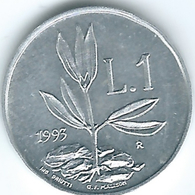 San Marino - 1993 - 1 Lira - KM293 - San Marino